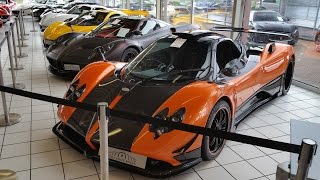 Download Auto Salon Singen: Europe's Best Exotic Car Dealership? Video