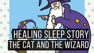 Download The Cat and the Wizard: Hypnotic Bedtime Story for Grown Ups Video