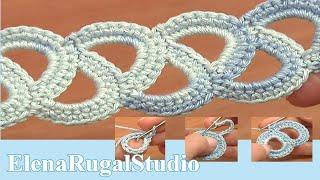 Download Easy to Crochet Tape Tutorial 8 Beginnersniveau Video