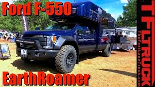 Download 2017 EarthRoamer XV-LTS Ford F-550: The Ultimate $500,000 Off-Road RV? Video