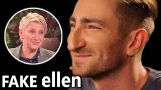Download Polish Guru Fakes Being on the Ellen Show Video