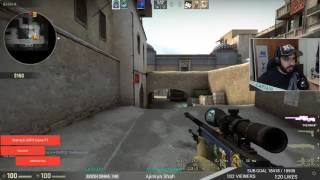 Download I Am So Sorry   Worst AWP Fail Ever   Epic Counter Strike Fail Video