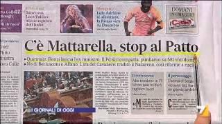 Download Omnibus - Rassegna stampa (Puntata 30/01/2015) Video