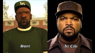Download GTA SA Characters In Real Life PART 1/2 Video