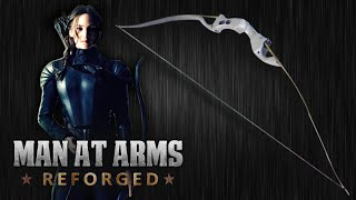 Download Katniss' Bow (The Hunger Games) - MAN AT ARMS: REFORGED Video