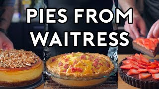 Download Binging with Babish: Pies from Waitress Video