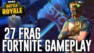 Download 27 Frag Solo Gameplay! - Fortnite Battle Royale Gameplay - Ninja Video