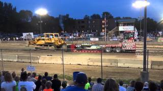 Download Cat Dozer Tractor Pull Video