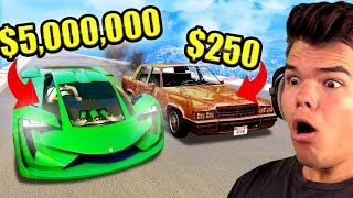 Download CHEAPEST vs. Most EXPENSIVE Car In GTA 5! Video