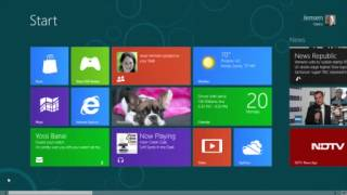 Download Learn Windows 8 in 8 minutes Video