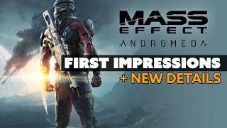 Download Mass Effect Andromeda: HANDS-ON IMPRESSIONS & NEW DETAILS! - The Know Game News Video