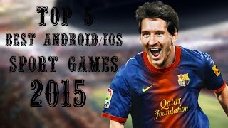 Download Best (Android/iOS) Sport Games 2015 Video