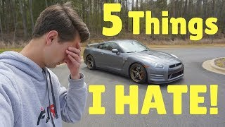 Download Do I HATE Anything About My Nissan GT-R? Video