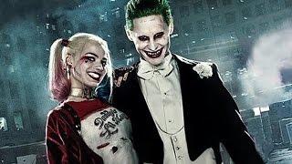 Download Official Suicide Squad Joker & Harley Clips Pieced Together (SPOILER WARNING) Video