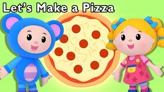 Download Let's Make a Pizza and More | Mother Goose Club Nursery Rhymes Video