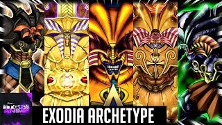 Download Yugioh Trivia: Exodia The Forbidden One Archetype Video