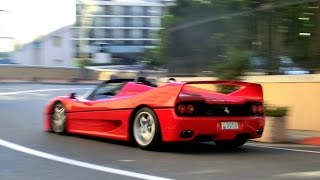 Download Ferrari F50 TERRORIZES MONACO ! CRAZY SOUND ! Video