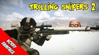 Download BF3 TROLLING SNIPERS 2 Video