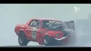 Download BEST of Muscle Cars ( CRASH and FAIL ) pure sound EPIC Video