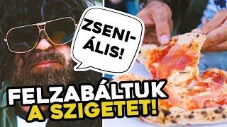 Download Van bármi ehető a Szigeten? FELZABÁLTUK! Video