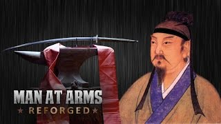 Download 400 Year-Old Dandao Sword - MAN AT ARMS: REFORGED Video
