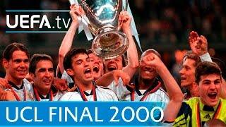 Download Real Madrid v Valencia - 2000 UEFA Champions League final highlights Video
