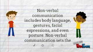 Download Verbal and Non-verbal Communications Video