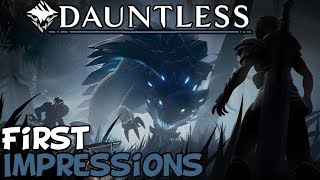 Download Dauntless First Impressions ″Is It Worth Playing?″ Video