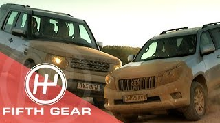 Download Fifth Gear: World's Best Off Roader Video