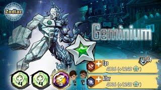 Download Silver Zodiac Mutant | Geminium |- Mutants: Genetic Gladiators Video