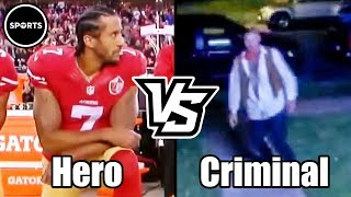 Download The Double Standard Between Kaepernick And Chad Kelly Video