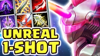 Download THIS WILL 100% BE NERFED!! LITERALLY NO COUNTER | MAX LETHALITY 1-SHOTS HECARIM JUNGLE - Nightblue3 Video