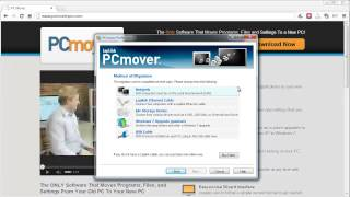 Download PC Mover Professional Review Video