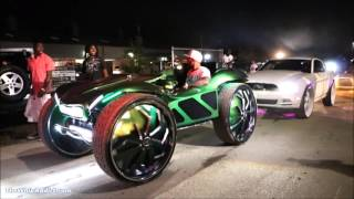 Download WhipAddict: Hollywood's Kameleon Dune Buggy on 32″ DUB Wheels Video