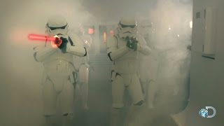 Download Can a Star Wars Blaster Bolt Be Dodged? Video
