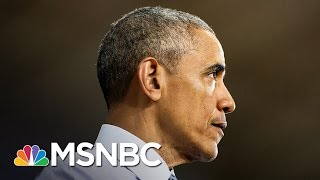 Download Joe: President Obama 'Effectively' Attacked Donald Trump | Morning Joe | MSNBC Video