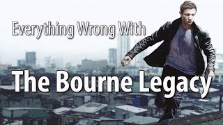 Download Everything Wrong With The Bourne Legacy In 15 Minutes Or Less Video