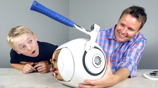 Download What's inside a $3,000 Bluetooth Speaker? Video