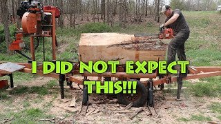 Download Surprise! Awesome figured maple (I DID NOT EXPECT THIS!!!) Video