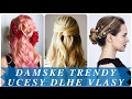 Download Damske trendy ucesy dlhe vlasy Video