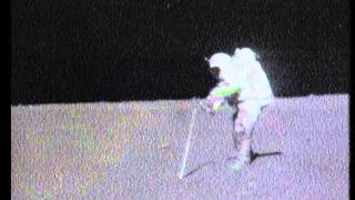 Download Astronaut Charles Duke During an Apollo 16 Lunar Surface EVA Video