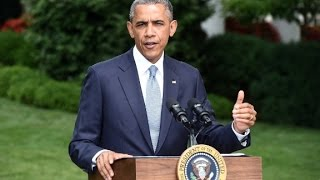 Download Obama: Decision not to bomb Syria ″proud moment″ Video
