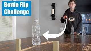 Download Water Bottle Flip Challenge | That's Amazing Video