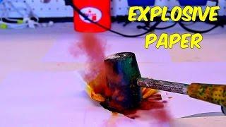 Download Explosive Paper Video