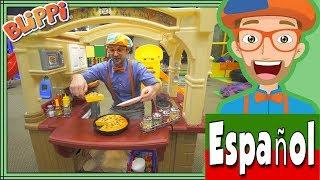 Download Blippi Español Aprende en el Patio de Juegos | Videos Educacionales para Niños y Infantiles Video