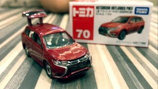 Download Tomica多美小汽車Mitsubishi三菱Outlander Phev Video
