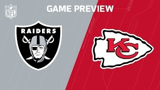 Download Raiders vs. Chiefs (Week 14 Preview) | Around the NFL Podcast | NFL Video