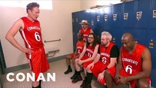 Download Presenting The Conan State University Dream Team - CONAN on TBS Video