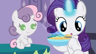 Download ″Spoonfeeding Sweetie Belle″ MLP Baby Comic Reading Video