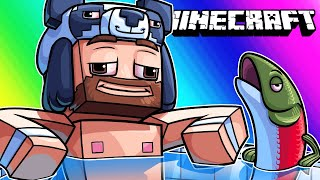 Download Minecraft Funny Moments - Indoor Swimming and Trolling Nogla! Video